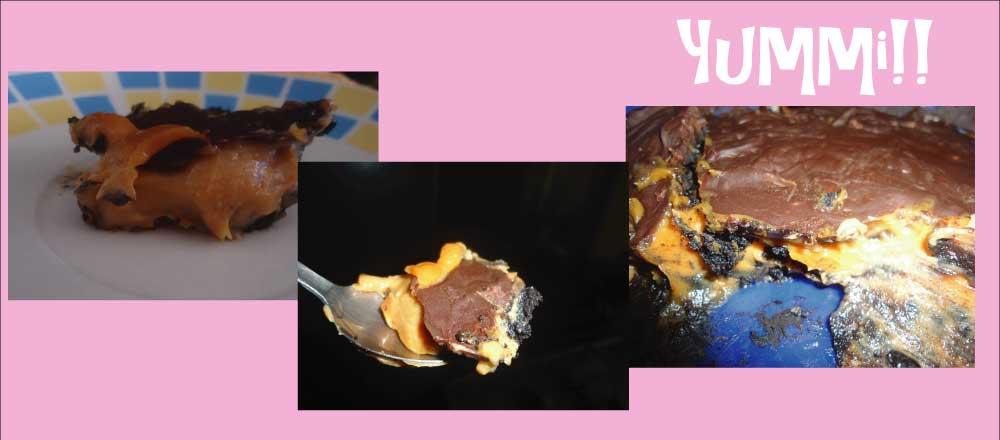 Baño Sencillo Para Tortas:Deliciosa torta de chocolate y arequipe!