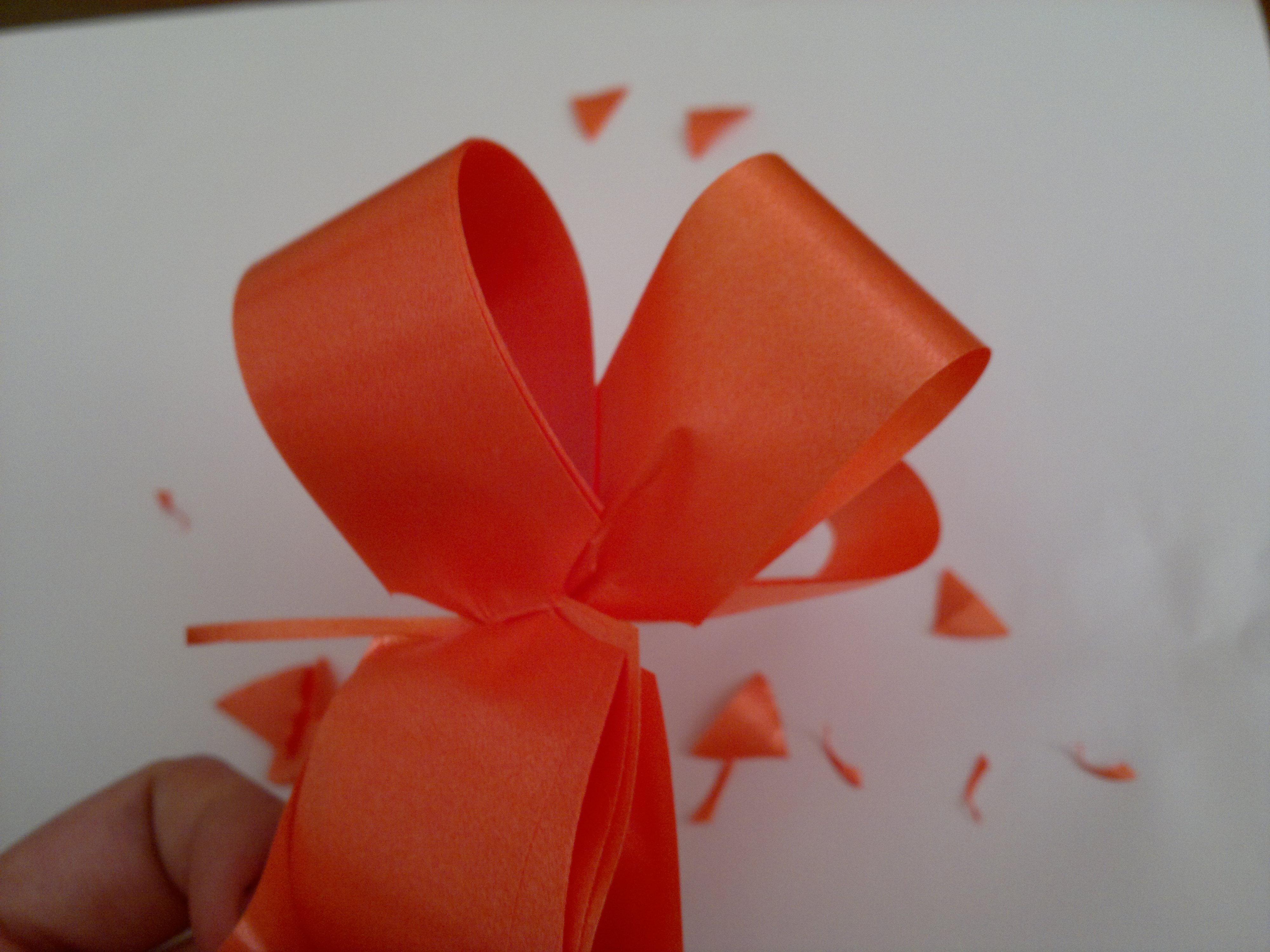 Como hacer un mo o para regalo f cil y r pido g e m e - Cinta para regalo ...
